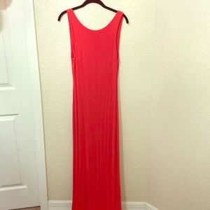 Open back Maxi dress by Bebe
